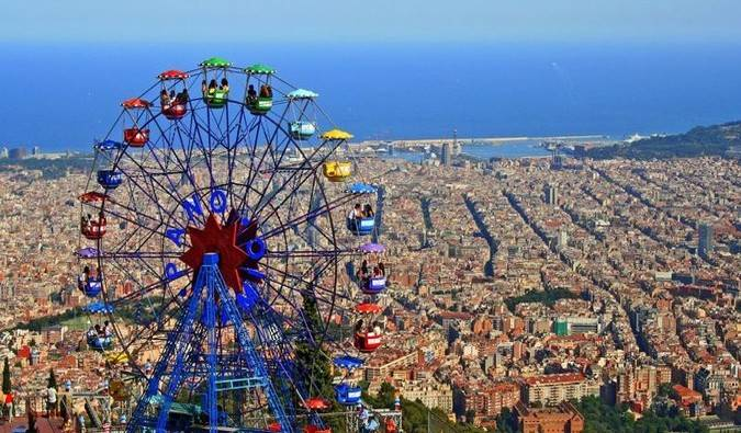 Travel Cheap in Barcelona