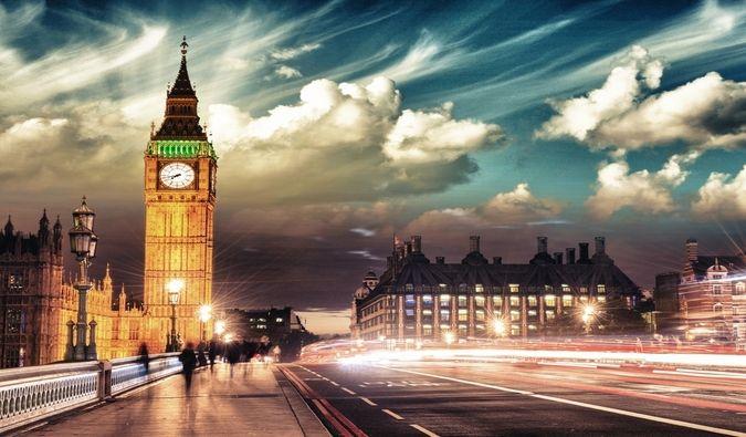 Travel Cheap in London