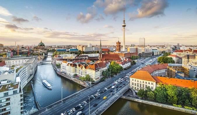 Travel Cheap in Berlin