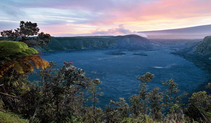 The Spectacular Hawaii Volcanoes National Park