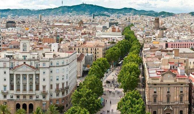 Barcelona Travelling Guide