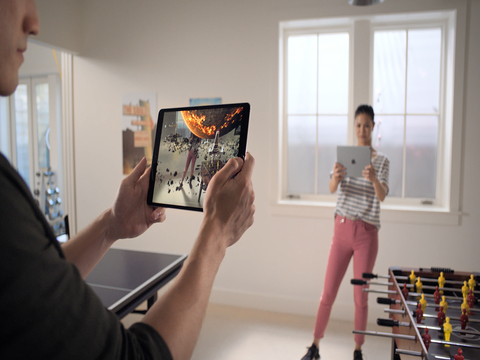 How to Develop Augmented Reality Apps with Apple's ARKit